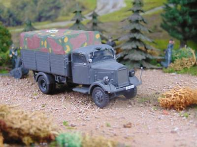 tolles Modell 1/72  - #249 -  Wehrmacht LKW Mercedes