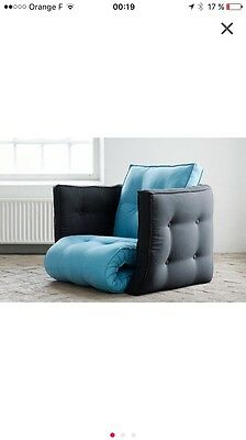 Fauteuil Karup Neuf Ds Son Emballage Convertible 1/2 Places