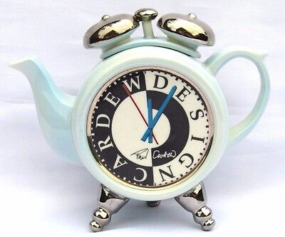 Paul Cardew Novelty Collectors Teapot Please Read Description