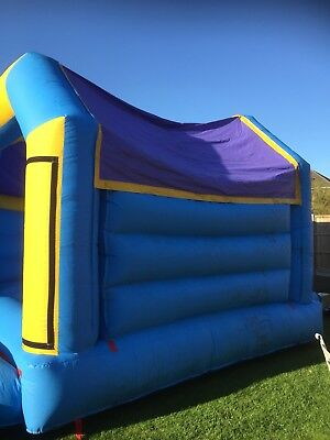Bouncy Castle 16ft X 18ft With Step