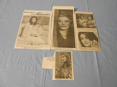 Anouk Aimee   clippings #G144