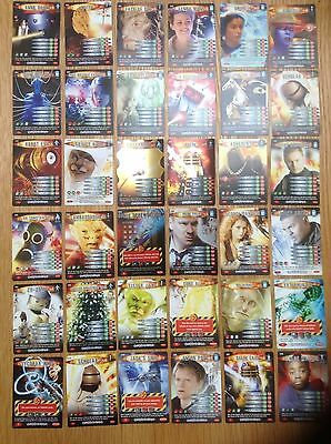 Doctor Who Battles In Time Exterminator trading cards - mixed bundle (36)