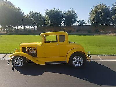 1930 Ford Model A Coupe 1930 ford coupe - Hot Rod