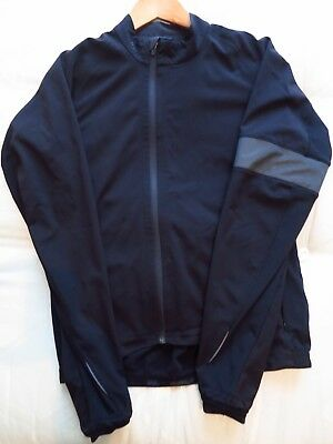 Rapha Pro Team Training Jacket - black - XL - immaculate - free postage