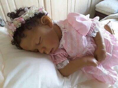 ashton drake doll,Naomi new ,African /American,  collectable with certification