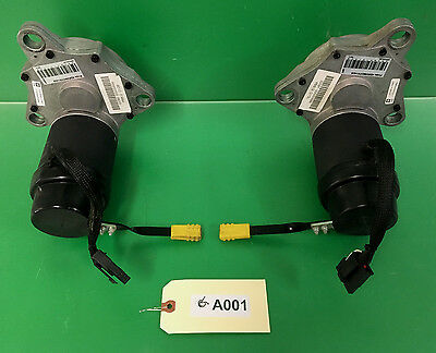 L & R Motors & Gearboxes for Pride Jazzy Select Elite DRVMOTR1428 /1429   #A001