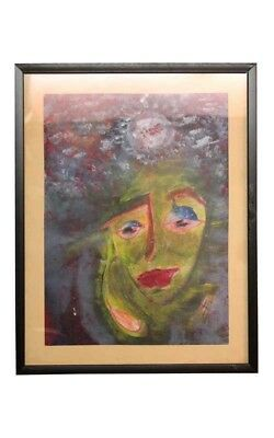 Exclusive Canvas Oil Paintings With Thought by Visually Impaired