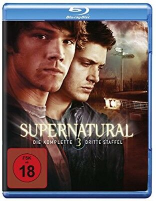 Supernatural Staffel 3 Blu-ray NEU OVP