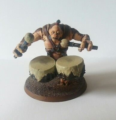 games workshop  Lord of the rings  plastic  troll