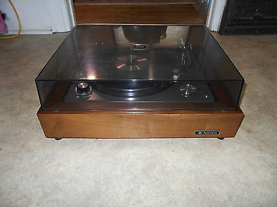 JVC Nivico SRP-471E-5 Vintage Stereo Turntable (not working)