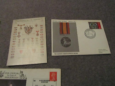 National Army Museum Envelopes With Stamps