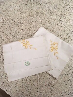 Irish Linen Pillowcases