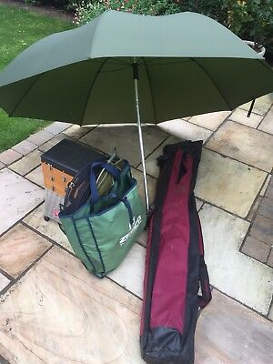 Complete Coarse Fishing Set Up
