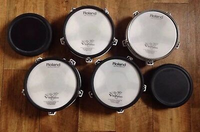 Roland Mesh / Rubber Drum Heads MODIFIED TD8