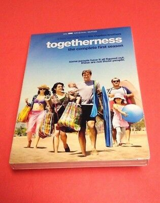 Togetherness: The Complete First Season (DVD, 2016, 4-Disc Set) NEW SHRINK WRAP