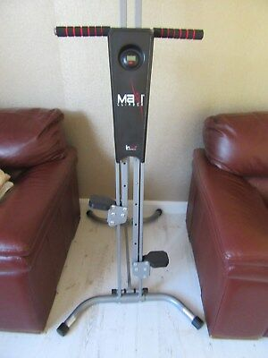 MaxiClimber Vertical Climbing Fitness System by New Image Weight Loss Tone Up