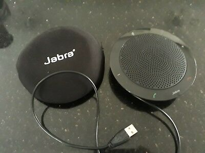 Jabra Speak 410 Speakerphone Lync Skype meetings