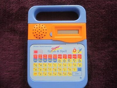 Texas Instruments Super Speak & Spell
