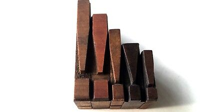Exclamation mark,wooden letter,letterpress,wood printing block,type,alphabet,lot