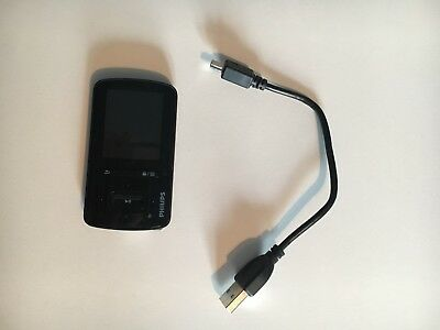 Philips GoGear ViBE 8GB MP3 Player