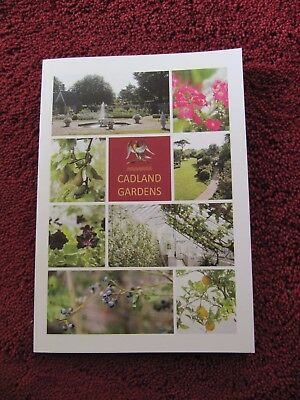 Cadland Gardens, Fawley, New Forest, Hampshire - Official Guide Booklet