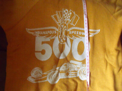 Vintage 1970's Indianapolis Indy 500 Speedway Boy T-shirt
