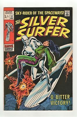 Silver Surfer - No 11 - 1969 - VF