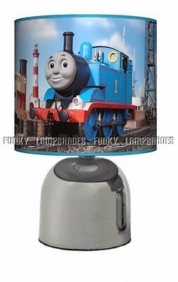 Thomas The Tank Engine  ☆ Bedside Touch Lamp ☆ Boys Night Light ☆ Matches Duvet