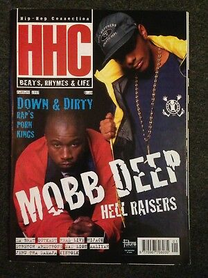 HHC Hiphop Connection Magazine 1997 No-95 Mobb Deep Rap