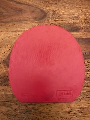 Butterfly Tenergy 80 rot 2,1mm