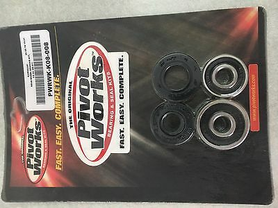 Liquidation Kawasaki KX80 89-97 Rear wheel bearing kit PivotWorks PWRWK-K08-008