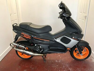 Gilera Runner 180 Sp 2003 03 Last Of The 2 Strokes Very Rare Scooter Long Mot