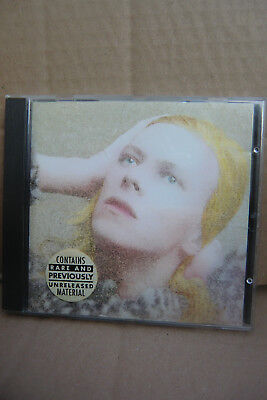 David Bowie - Hunky Dory (1990) CD with 4 extra tracks - excellent