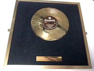 Gold Disc - Bill Haley And The Comets, Rock Around The Clock