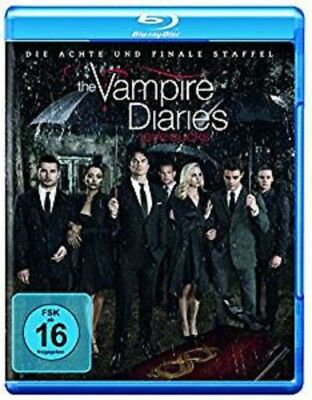 The Vampire Diaries Staffel 8 Blu-ray NEU OVP