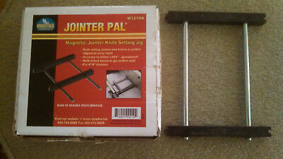 Woodstock W1210A Polycarbonate Jointer Pal used