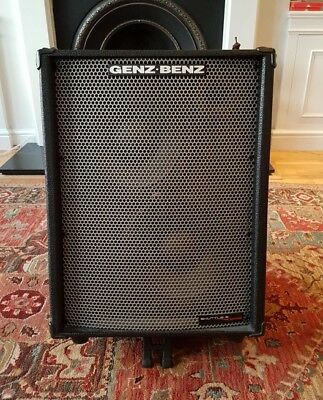 Genz Benz Shuttle STL-2-210T 2x10 Neo Bass Lightweight Speaker Cabinet Cab
