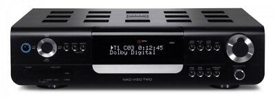 NAD Viso Two DVD CD Receiver 2.1 Amplifier