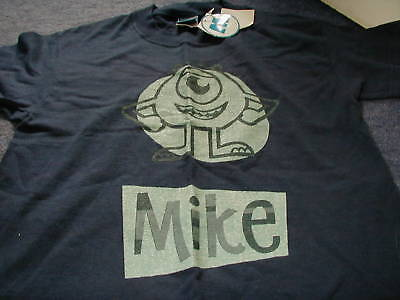 Disney Mike Monsters Inc T Shirt Age 7/8 - New!!