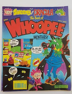The best of Whoopee Monthly July 1991