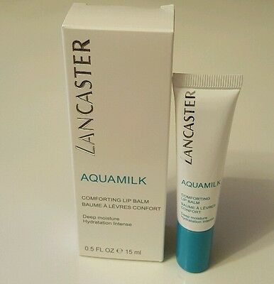 Lancaster Aquamilk Lip Balm 15ml Neu