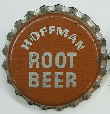 HOFFMAN Soda Bottle Cap Crown UNUSED CORK Caps