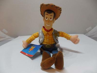 Disney Store Toy Story 2 Woody Beanie Plush With Tags