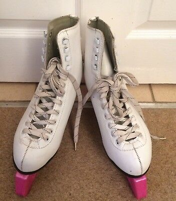 Ladies Ice Skates Size 6/39