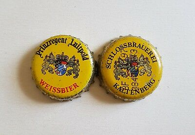 Rare GERMAN beer caps from my collection! kronkorken - chapas - tappi - capsule