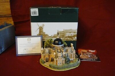 Lilliput Lane L2246: The Planetarium:  in Box with Deeds (pre-owned)