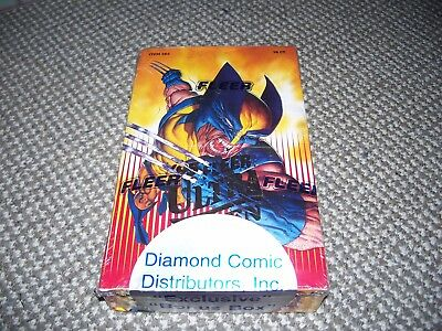 X95 Fleer Ultra X-Men Sealed Box Of Trading Cards