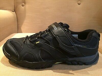 Shimano Men's UK 9 MT43 Mountain Bike Cycling Shoes Worn Once