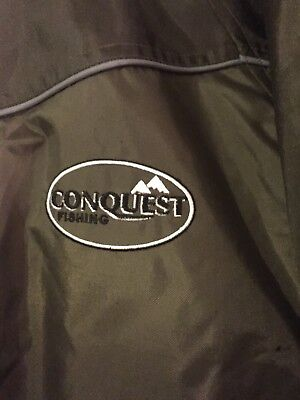 Conquest Fishing Jacket & Trousers XXL