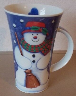 Dunoon Tall Christmas Chums Mug
